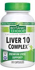 Liver 10 Complex 30 capsulesnohtin