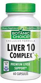 Liver 10 Complex 60 capsulesnohtin