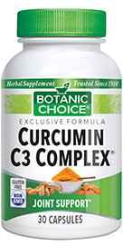 Curcumin C3 Complex with Bioperine 30 capsules