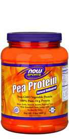 NOW Foods Pea Protein Powder 2 lbs