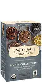 Numis Collection 18 tea bags