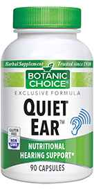 Quiet Ear 90 Capsulesnohtin