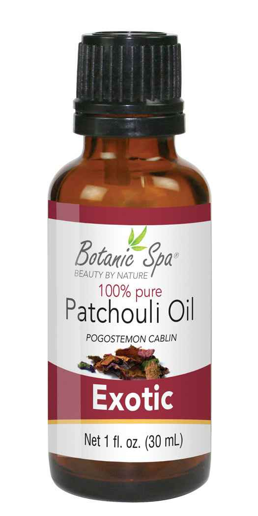 http://www.BotanicChoice.com - Botanic Spa Patchouli Essential Aromatherapy and Body Oil – 1 Oz 12.00 USD