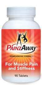 Homeopathic PainZaway Formulanohtin
