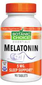 Melatonin 5 mgTablets 90 tablets