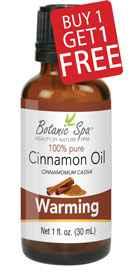 Cinnamon Essential Oil - Buy 1 Get 1 Free 1 oznohtin