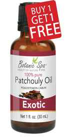 Patchouly Essential Oil - Buy 1 Get 1 Free 1 oznohtin