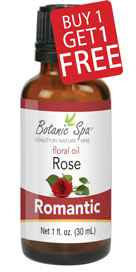 Rose Floral Oil - Buy 1 Get 1 Free 1 oznohtin