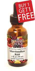 Marshmallow Root Liquid Extract - Buy 1 Get 1 Freenohtin