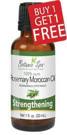 Rosemary Moroccan Essential Oil - Buy 1 Get 1 Free 1 oznohtin