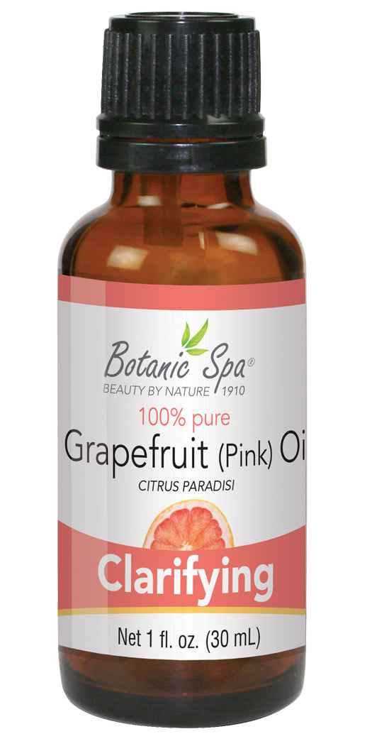 Botanic Spa Grapefruit pink Essential Aromatherapy and Body Oil - 1 Oz