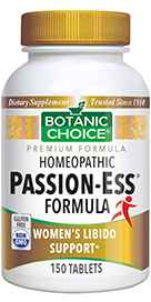 Passion-ess Homeopathic Formula 150 Tabletsnohtin