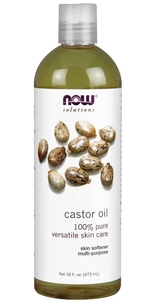 NOW Foods Castor Oil - 16 Oz
