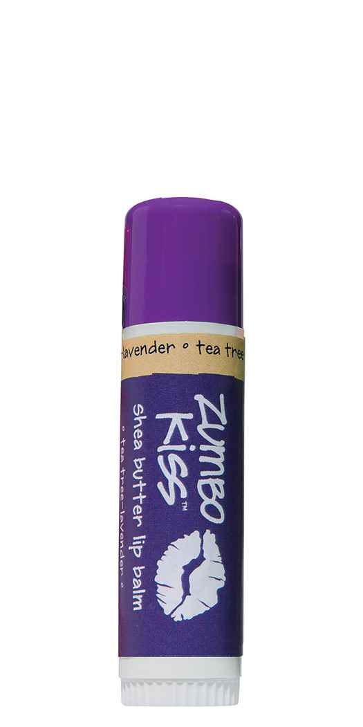 http://www.BotanicChoice.com - Indigo Wild Zum Kiss Stick – Tea Tree-Lavender – 15 Oz