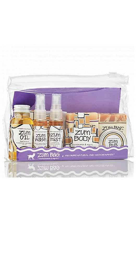http://www.BotanicChoice.com - Indigo Wild Zum Bag – Frankincense & Myrrh – 1 Kit