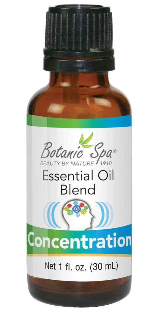 http://www.BotanicChoice.com - Botanic Spa Concentration Essential Aromatherapy and Body Oil Blend – 1 Oz 9.00 USD