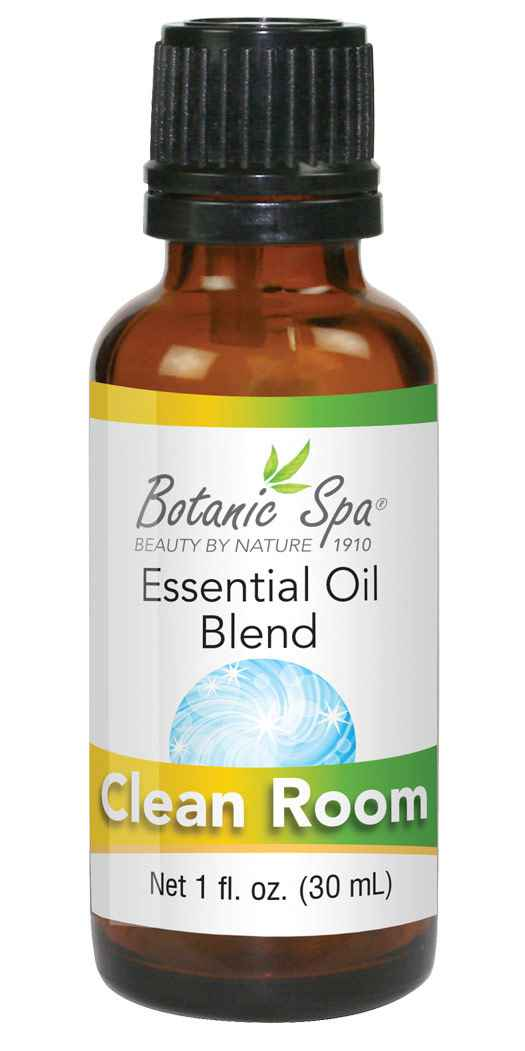 http://www.BotanicChoice.com - Botanic Spa Clean Room Essential Aromatherapy and Body Oil Blend – 1 Oz 9.00 USD