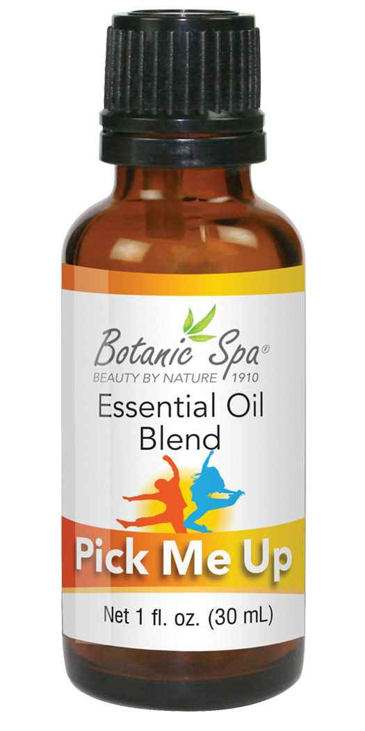 http://www.BotanicChoice.com - Botanic Spa Pick Me Up Essential Aromatherapy and Body Oil Blend – 1 Oz 9.00 USD