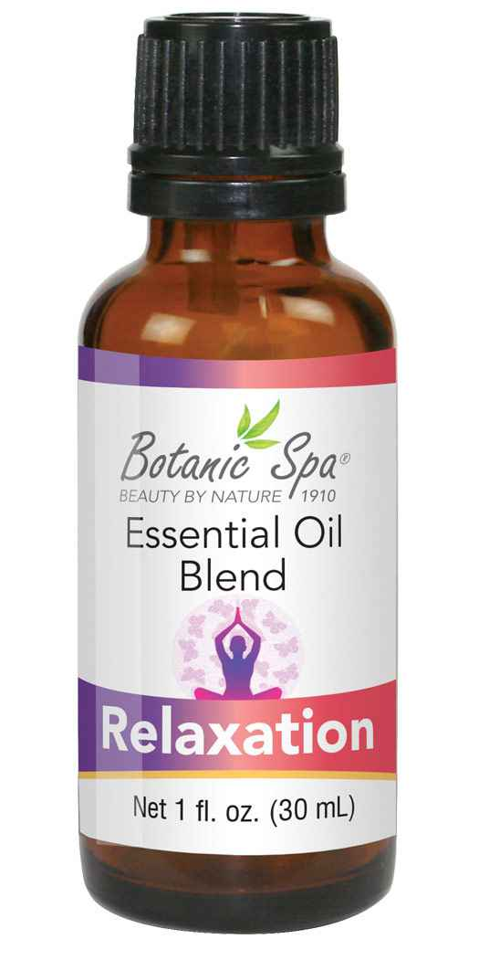http://www.BotanicChoice.com - Botanic Spa Relaxation Essential Aromatherapy and Body Oil Blend – 1 Oz 9.00 USD