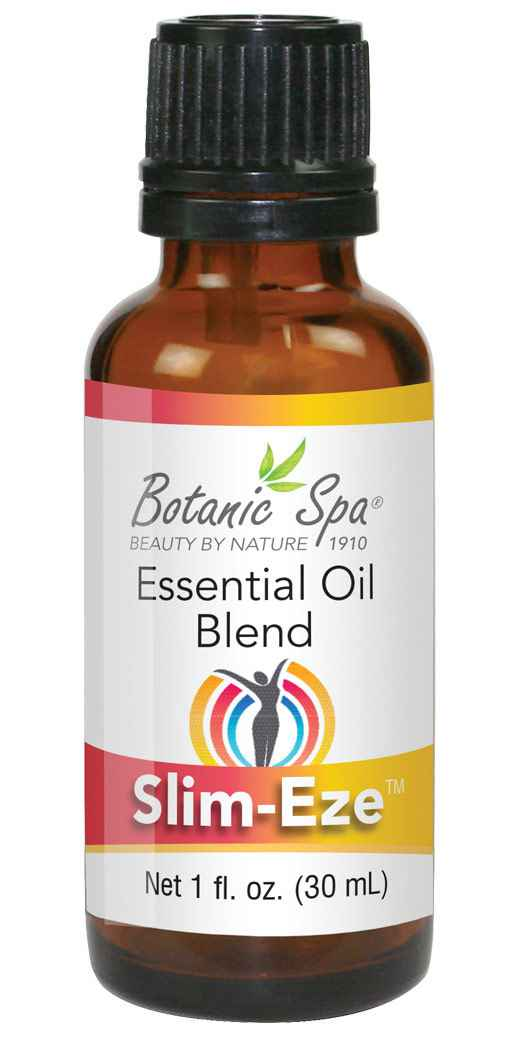 http://www.BotanicChoice.com - Botanic Spa Slim-Eze™ Essential Aromatherapy and Body Oil Blend – 1 Oz 9.00 USD