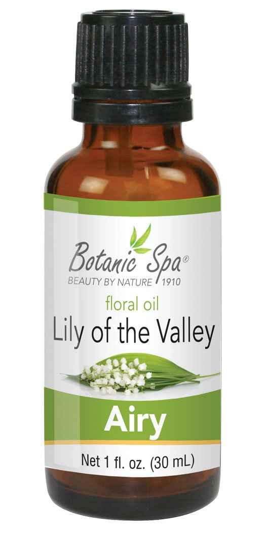 http://www.BotanicChoice.com - Botanic Spa Lily of the Valley Floral Oil – Fl Oz 6.00 USD