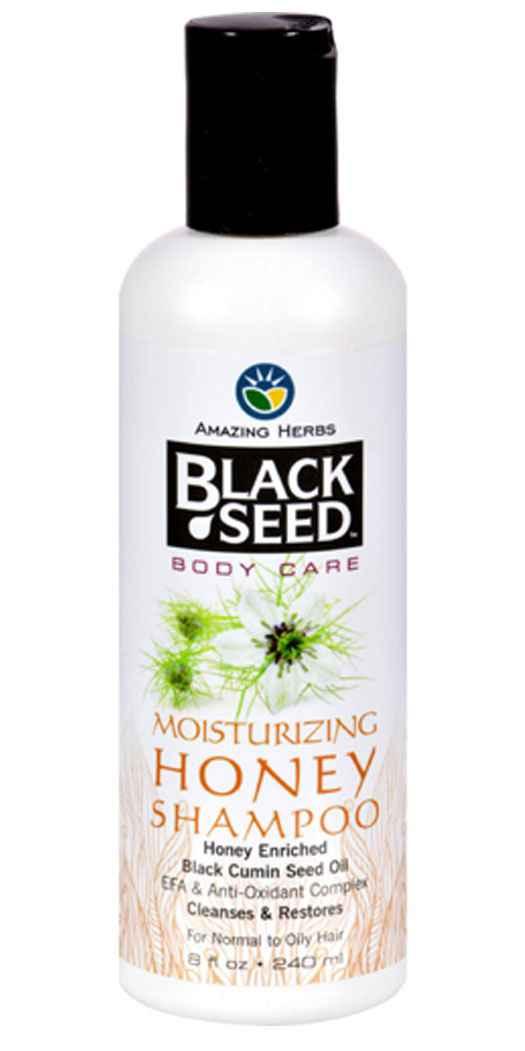 http://www.BotanicChoice.com - Amazing Herbs Black Seed Honey Shampoo – 8 Oz