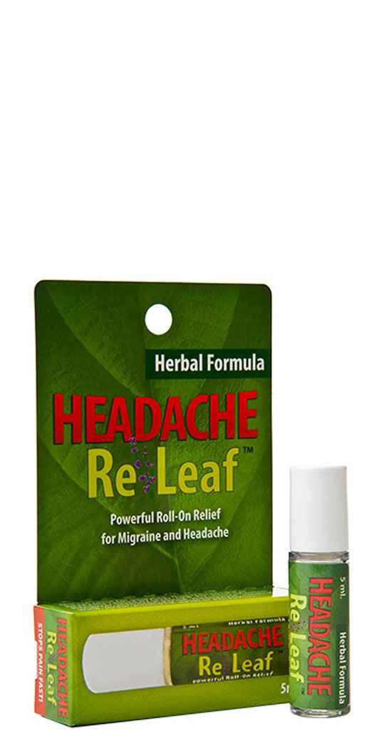 Amazing Solutions Headache ReLeaf Roll-On - 5 Ml