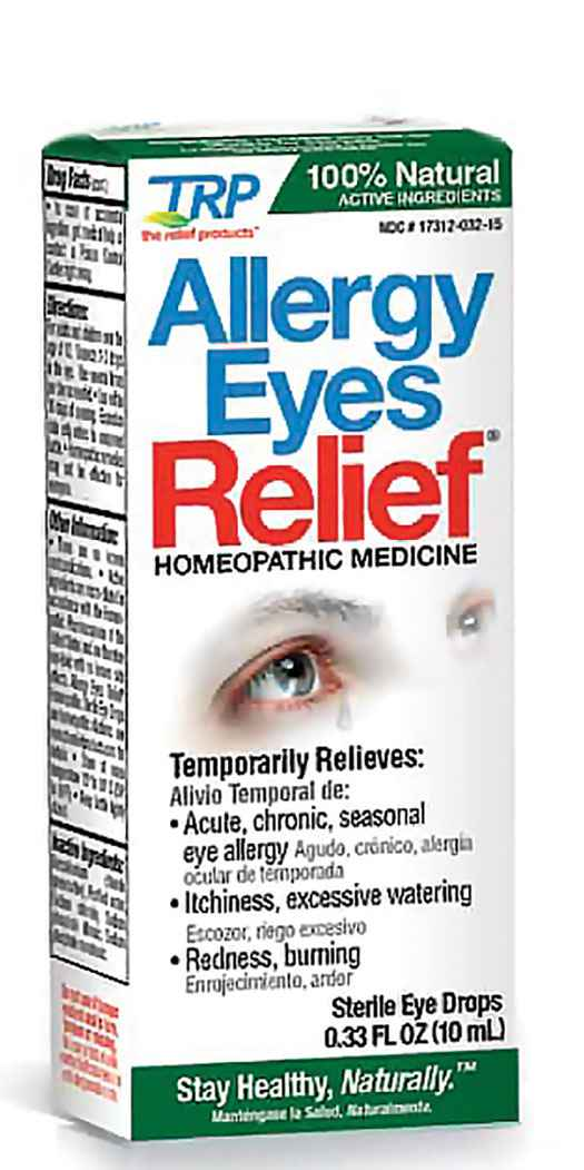 TRP The Relief Product Allergy Eyes Relief® - 10 Ml