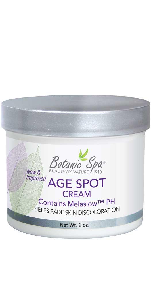 http://www.BotanicChoice.com - Botanic_Spa Age Spot Cream – 2 Oz 14.95 USD