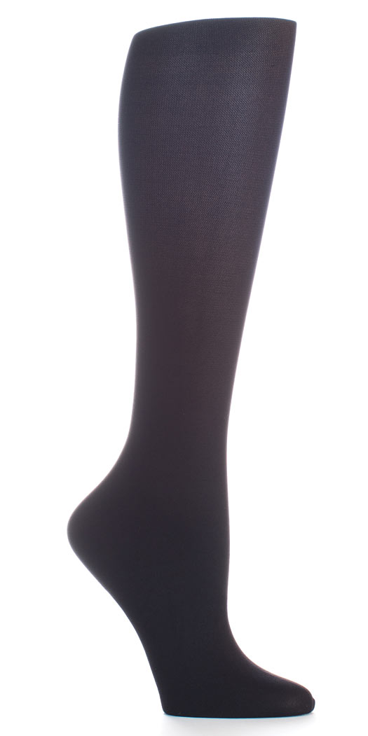 botanicchoice.com - Celeste Stein Compression Socks Black Wide Calf Moderate – Wide Calf Moderate 14.99 USD
