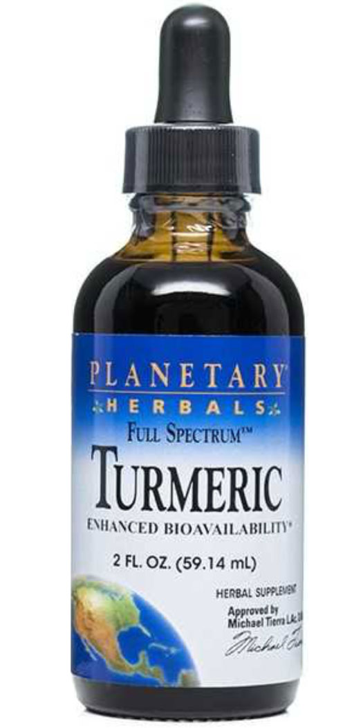 botanicchoice.com - Threshold Enterprises Full Spectrum Turmeric Liquid – 2 Oz 14.25 USD