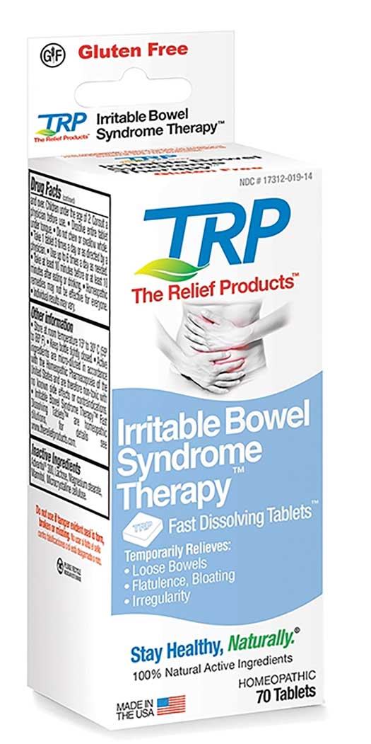 TRP Irritable Bowel Syndrome Therapy - 70 Tablets