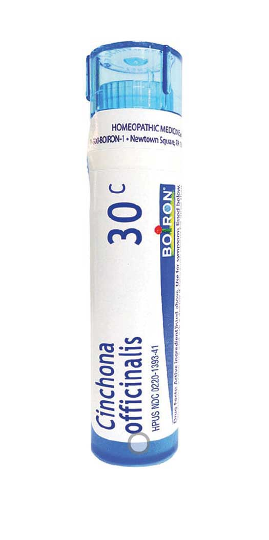 botanicchoice.com - Boiron Cinchona Officinalis 30C – 80 Pellets 9.87 USD