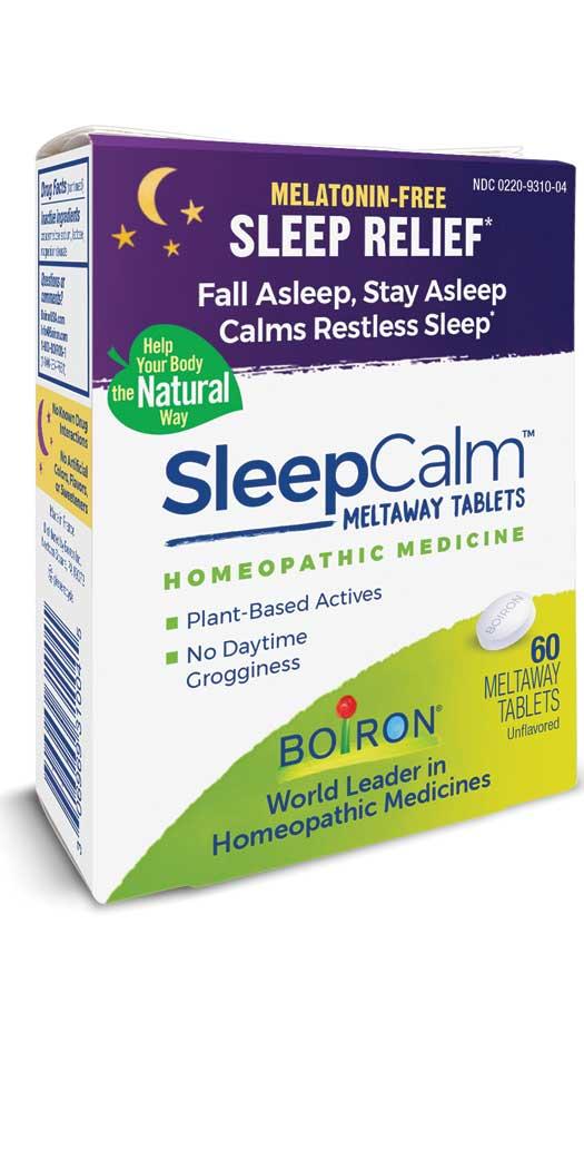 Boiron Sleep Calm Tablets - 60 Tablets