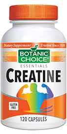 Botanic Choice Creatine 120 capsules