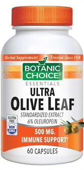 Ultra Olive Leaf 500 mg.
