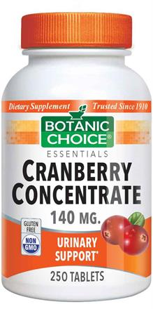 Cranberry Concentrate Tablets