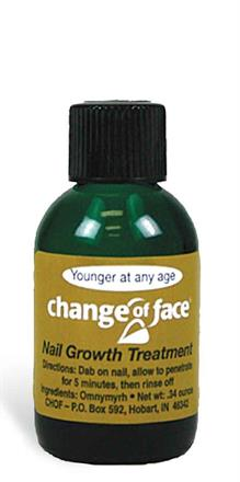 Change Of Face® <br>Nail Growth Treatment