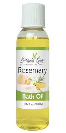 Rosemary Bath Oil