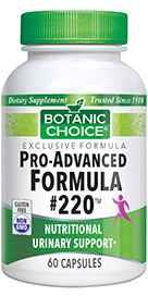 Botanic Choice Pro-Advanced Formula 220 60 capsules