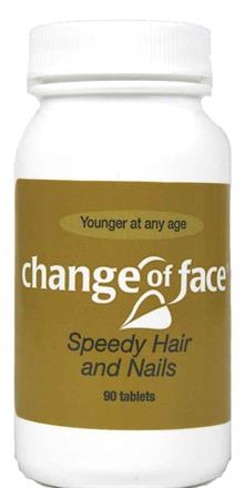 Change of Face®<br>Speedy Hair and Nails