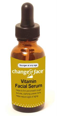 Change of Face®<br>  Vitamin Facial Serum