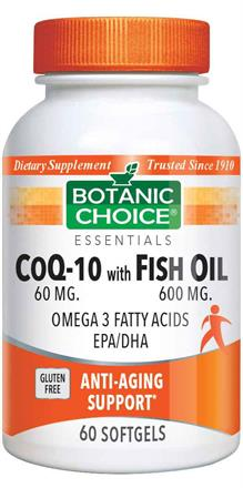 CoQ-10 with Fish Oil