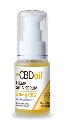 PlusCBD Oil Hemp Skin Serum
