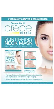 Crepe Be Gone Skin-Firming Neck Mask