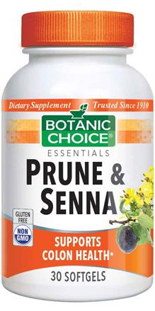 Prune and Senna
