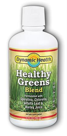 Dynamic Health <br> Healthy Greens Liquid