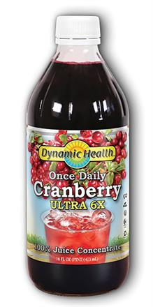 Dynamic Health <br> Cranberry Concentrate Liquid