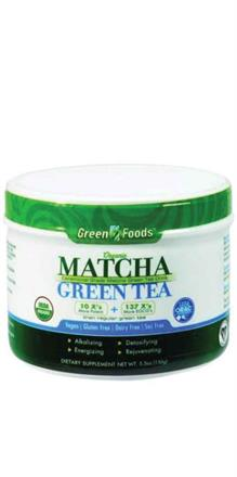 Green Foods™ <br> Matcha Green Tea