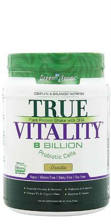 Green Foods™ <br> True Vitality™ Vanilla
